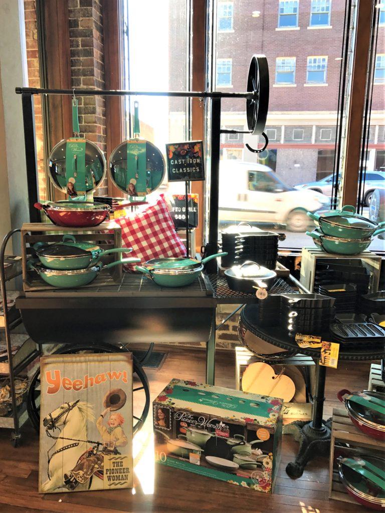 Pioneer Woman Mercantile Merchandise