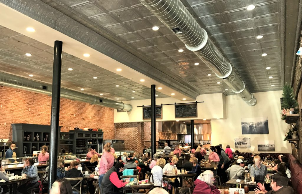 Pioneer Woman Mercantile Restaurant