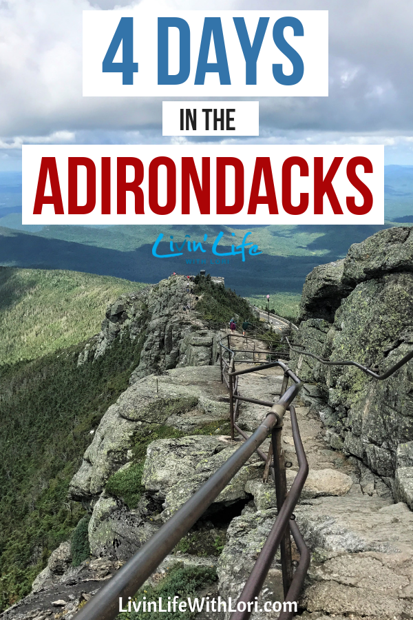 4 Days In The Adirondacks