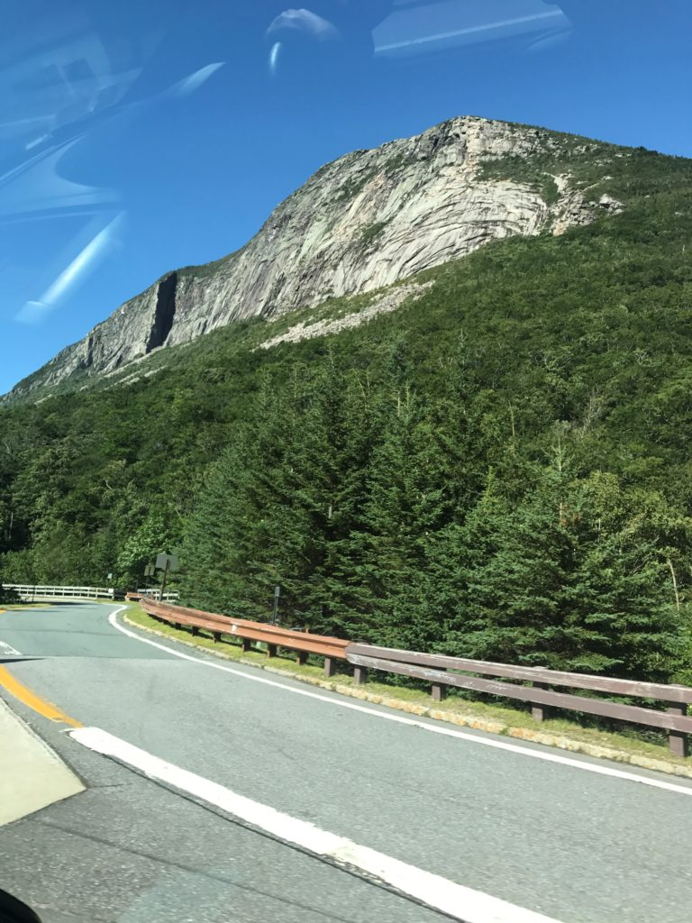 Franconia Notch State Park NH
