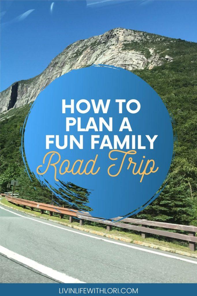Tips To Plan A Fun Road Trip