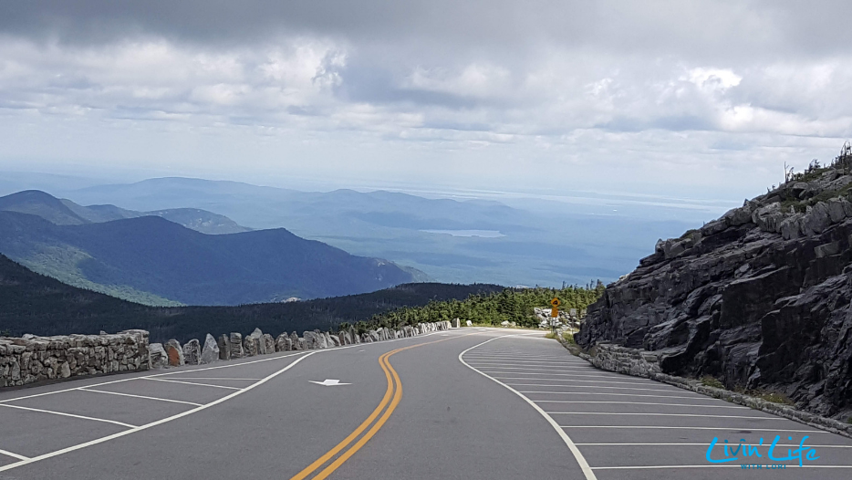 Road Trip up the Summit of Whiteface Mountain