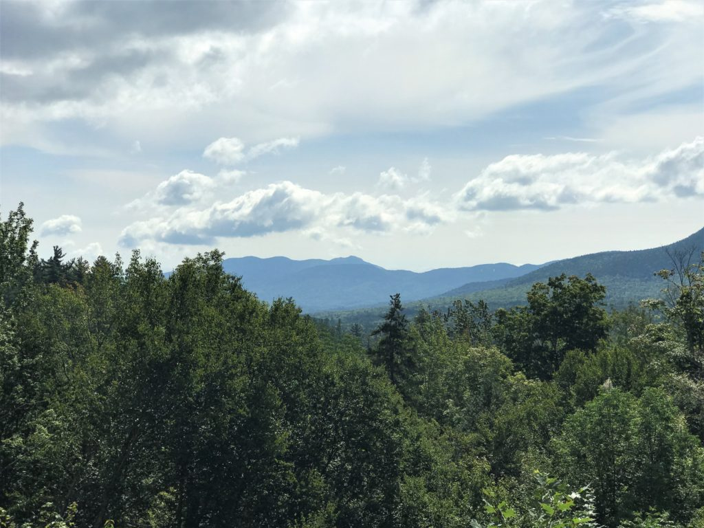 Views from the Kancamagus