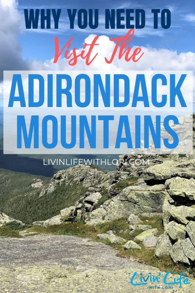 Visit The Most Scenic Places in the Adirondack Mountains