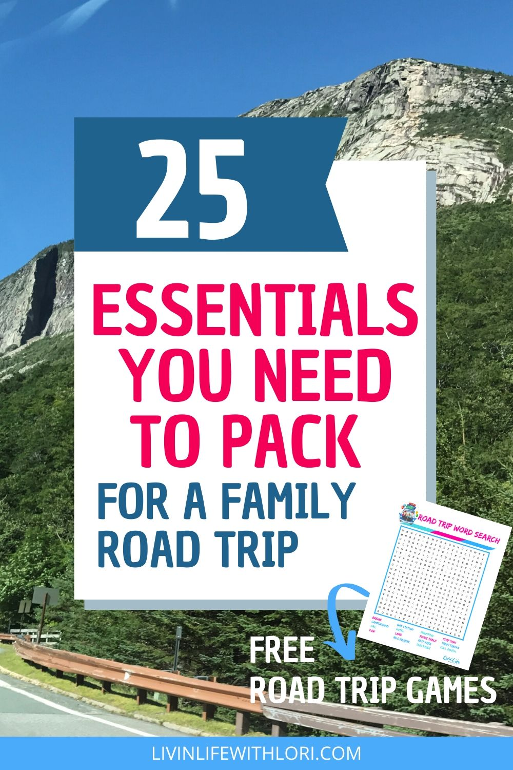 25 Trips Of A Lifetime With Images: Top 25 Road Trip Essentials