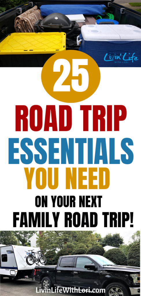 25 Road Trip Essentials You Need