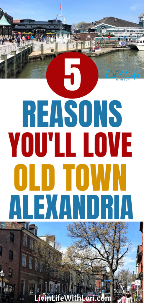 The BEST 5 Reasons You'll Love Old Town Alexandria