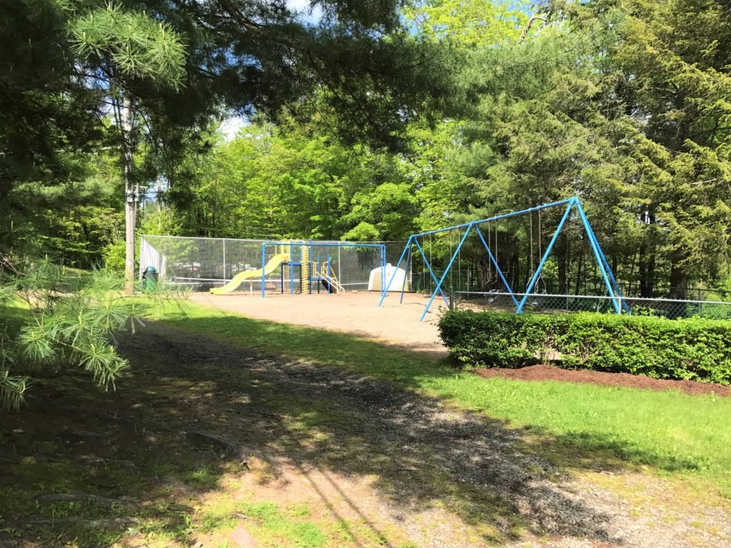 Playground at Skyway Camping Resort