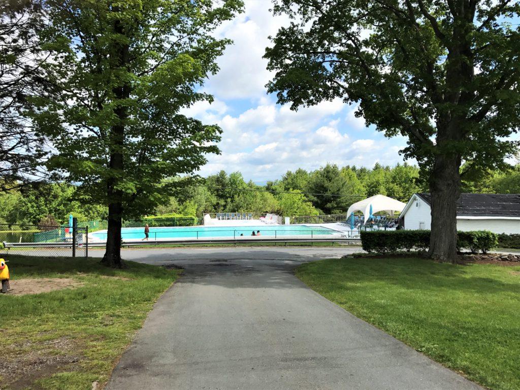 Pool at Skyway Camping Resort
