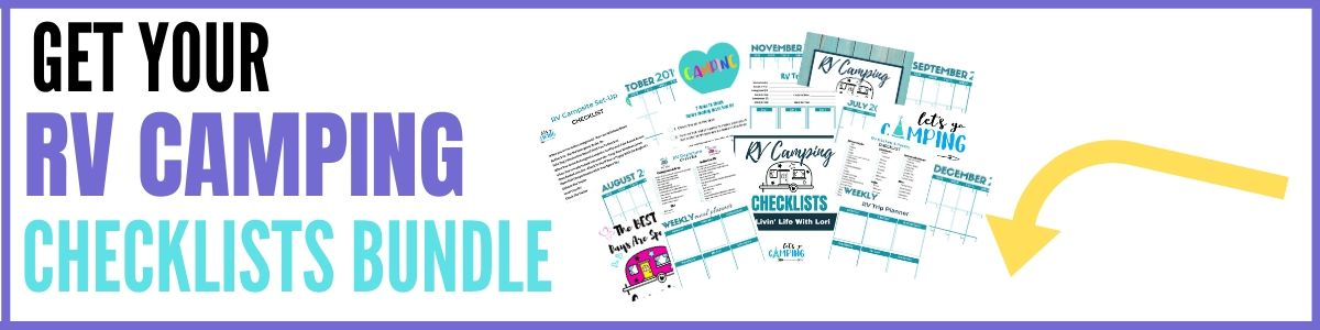 RV Checklists Bundle