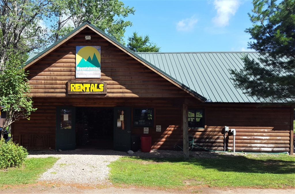 Mountainman Kayak Rentals Old Forge New York