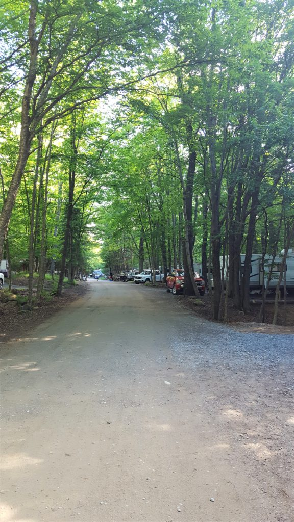 Old Forge Camping Resort RV campground