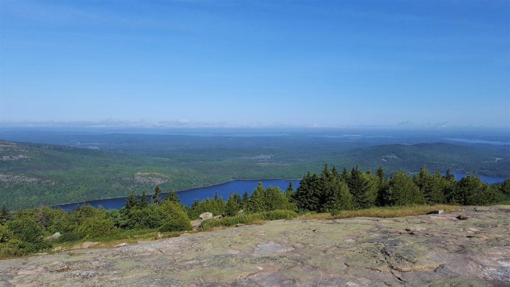 Echo Lake Acadia National Park