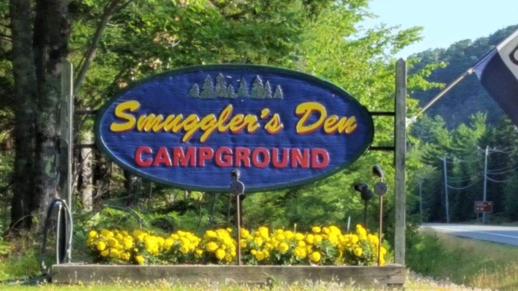 Smugglers Den Campground