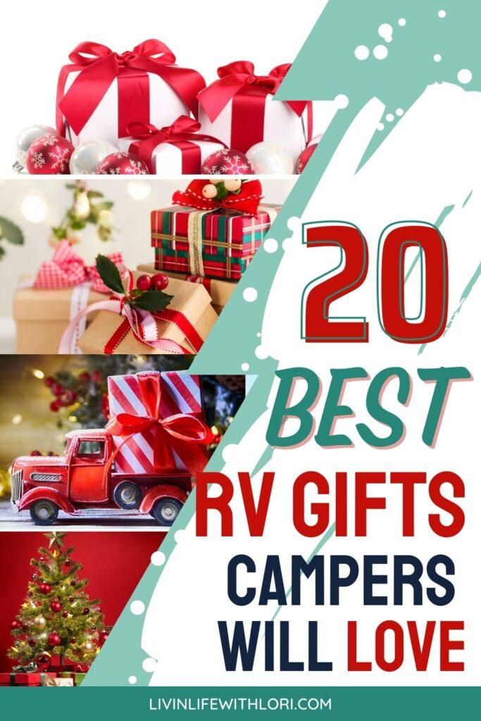 Best RV Gift Ideas