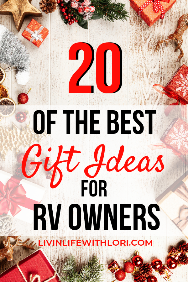 Best GiftIdeas for RV Owners