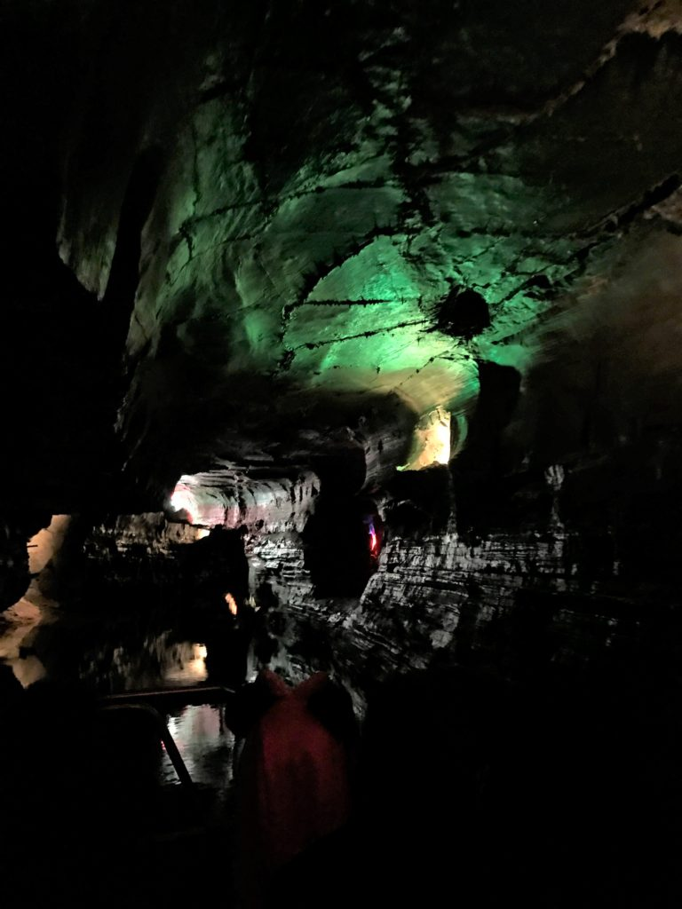 Inside the Cave Tour at Howe Caverns