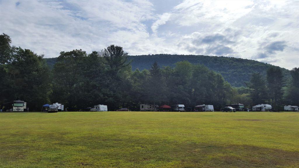 Nickerson Park Campground Gilboa New York