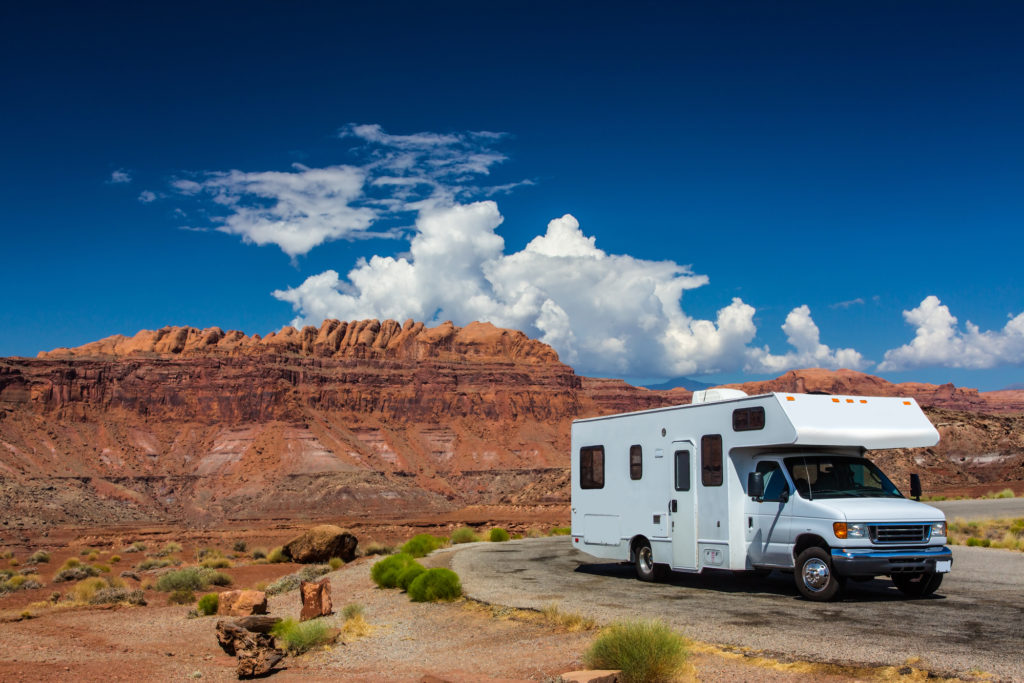 Boondocking on an RV Road Trip
