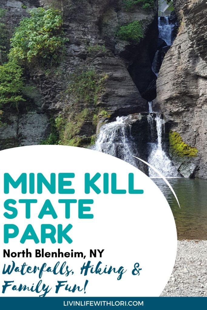 Waterfalls Hiking and Family Fun at Mine Kill State Park