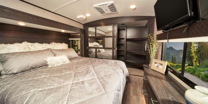 travel trailer rv mattress
