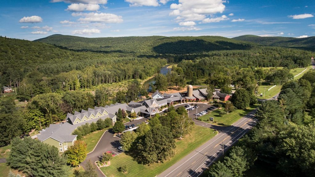 Emerson Resort and Spa Catskill Mountains