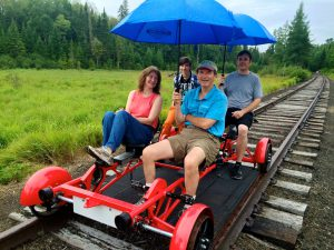 Rail Explorers Catskill Mountains