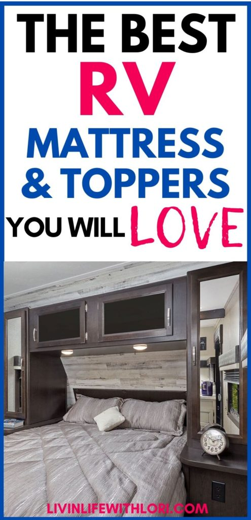 rv mattress and topper replacements