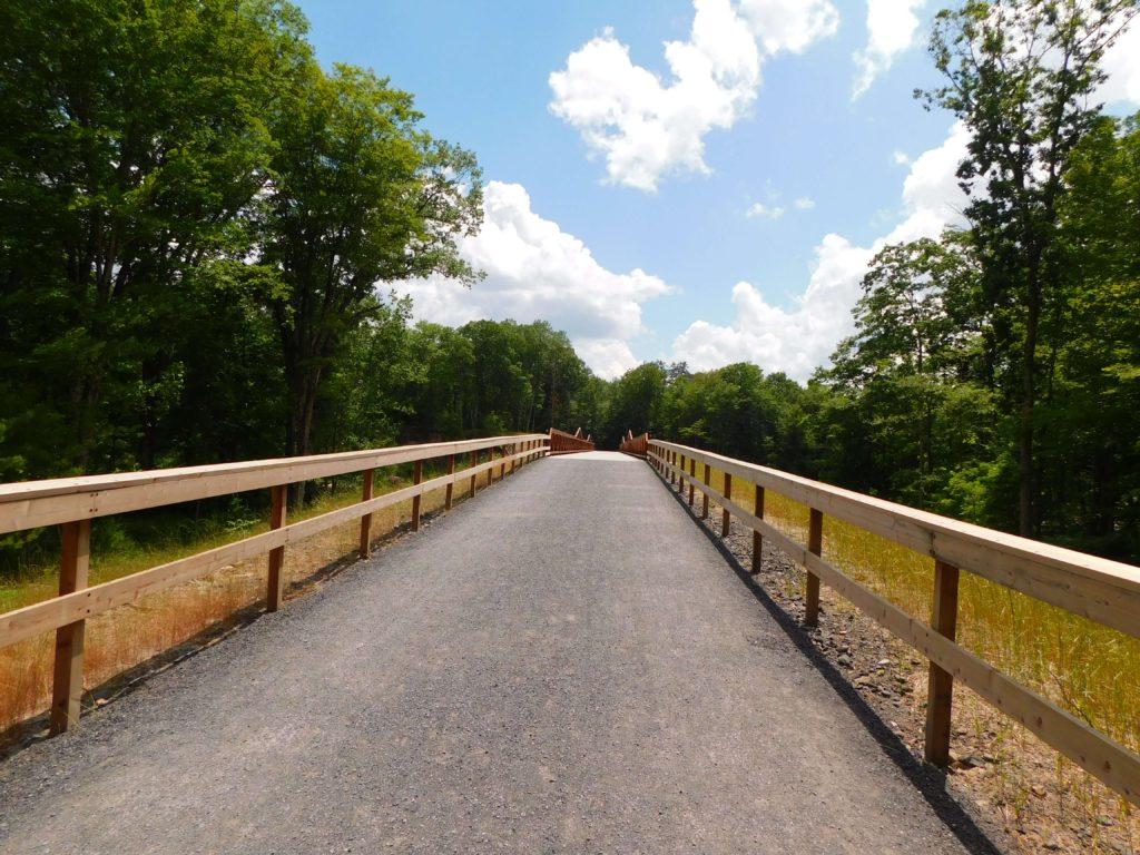 Ashokan Rail Trail Boiceville