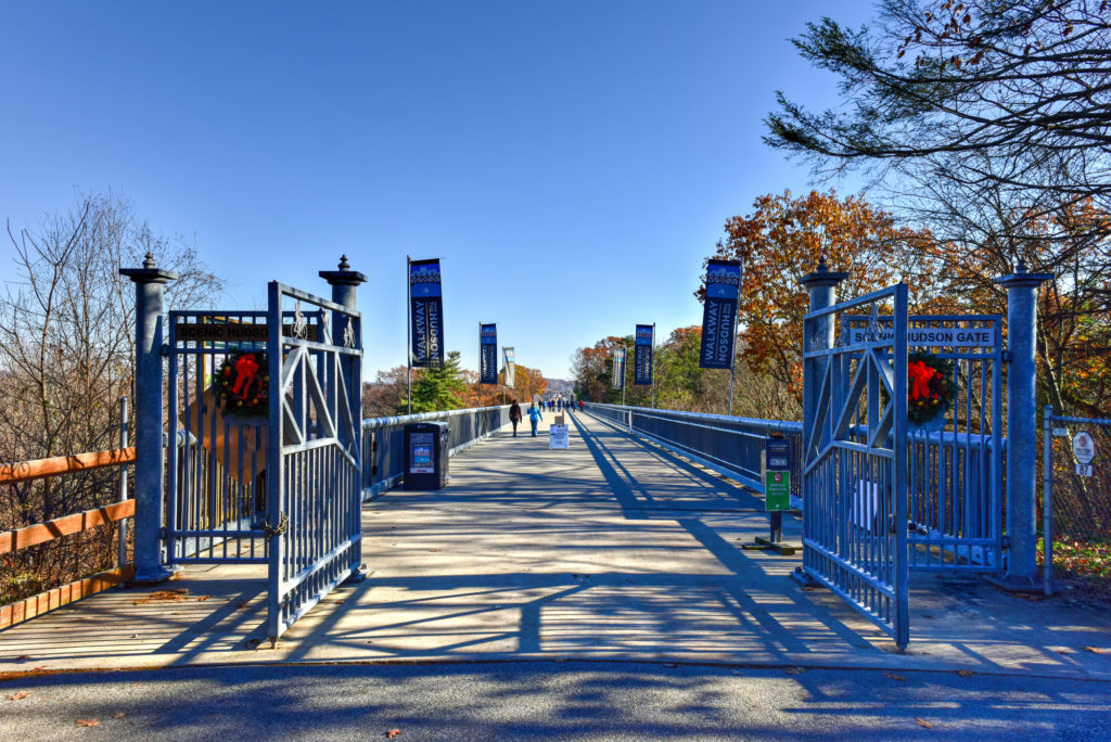 Entrance to the Walkway Over The Hudson