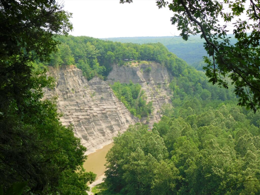 Eastern Grand Canyon Letchworth State Park