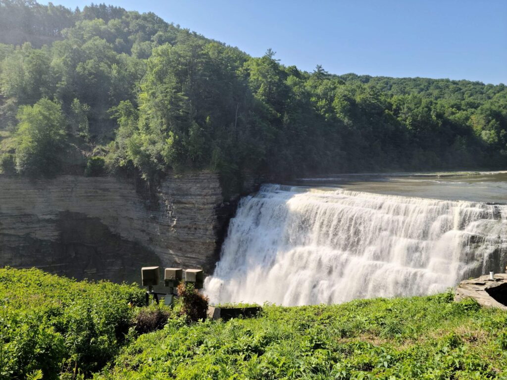 Letchworth State Park in New York