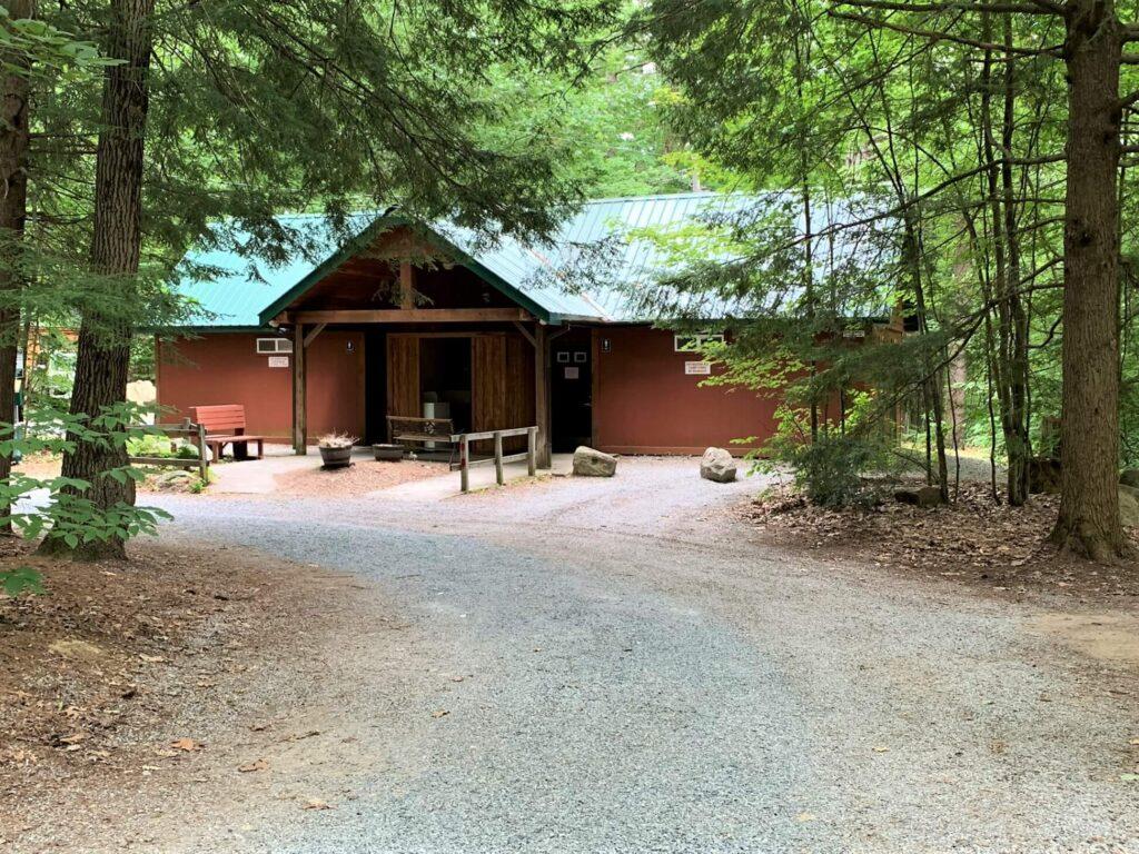 Adirondack Camping Village Bathhouse