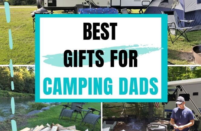 Best Gifts For Camping Dads