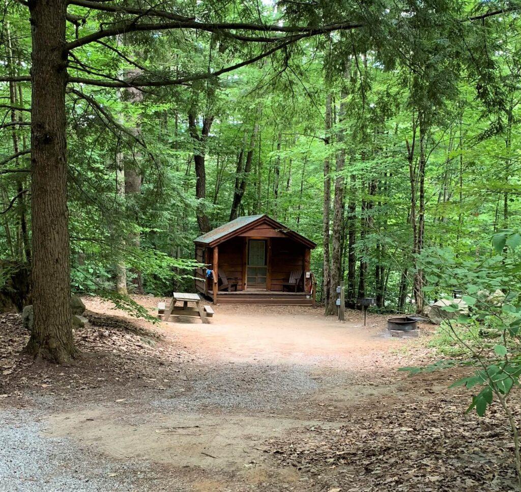 Camping Cabins Adirondack Camping Village