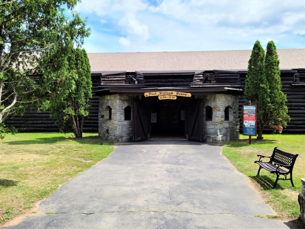 Fort William Henry Lake George, NY