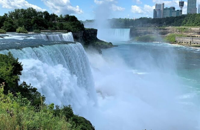 One Day Trip To Niagara Falls New York