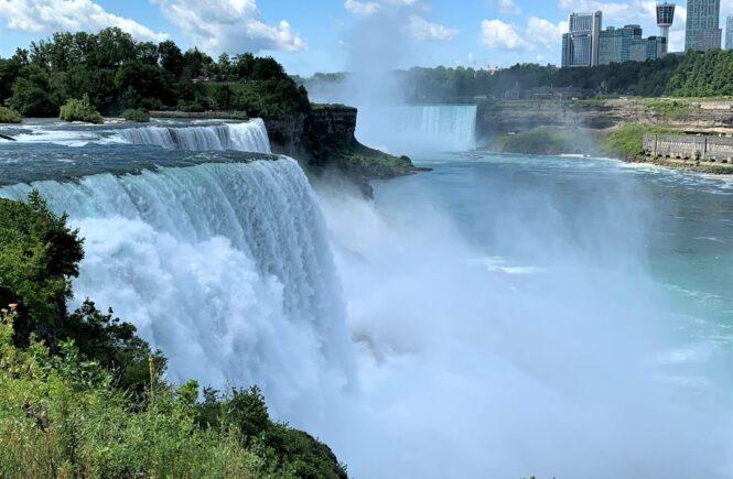 One Day Trip To Niagara Falls New York