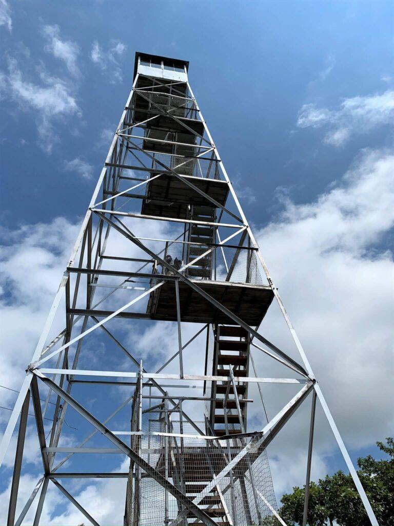 Overlook Mountain Fire Tower Catskills NY