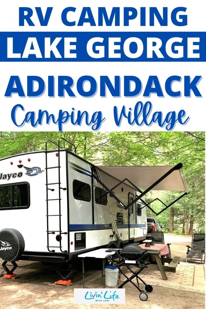 RV Camping Lake George Adirondack Camping Village
