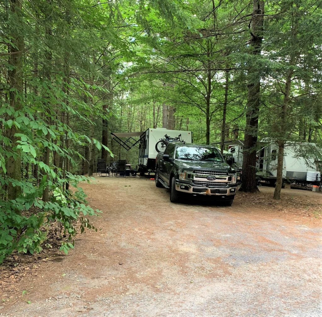 RV Camping Lake George NY