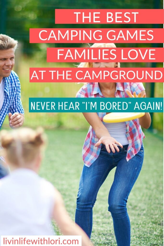 Best Camping Games