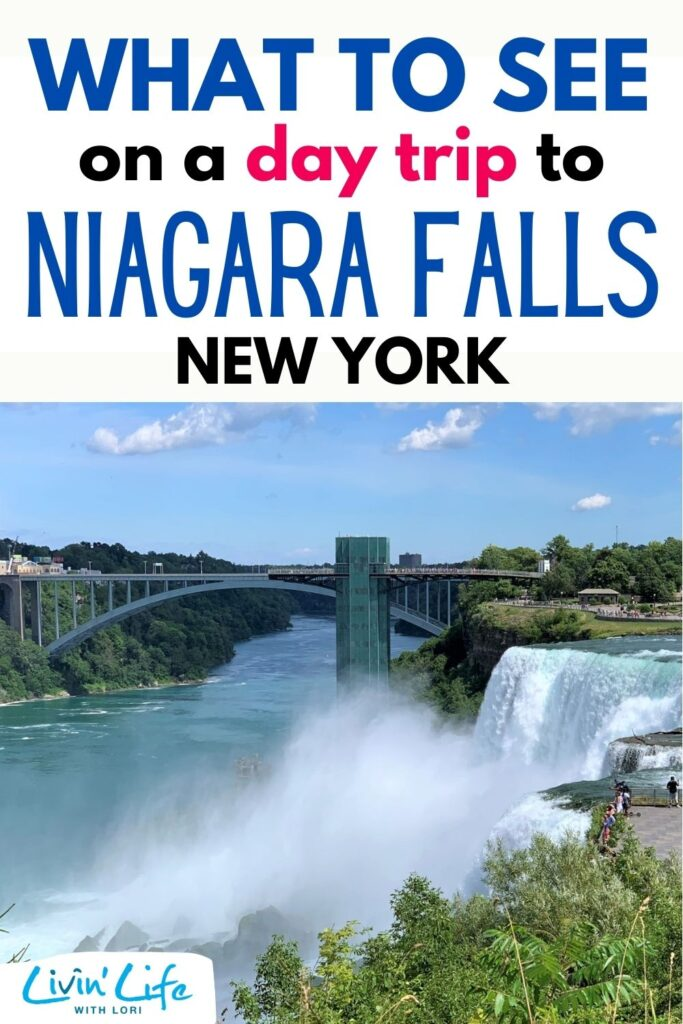 What to see on a day trip to Niagara Falls, NY