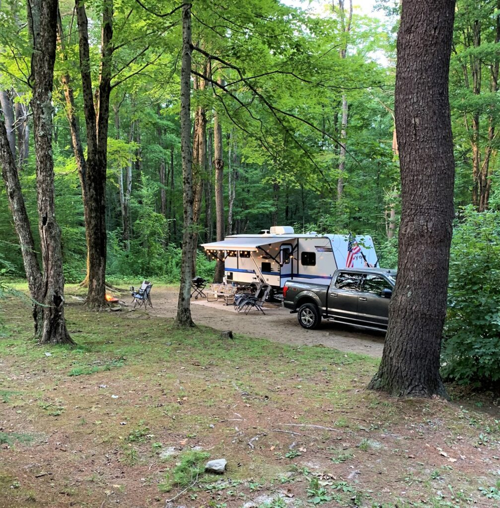 Mt Greylock Campsite Park RV sites