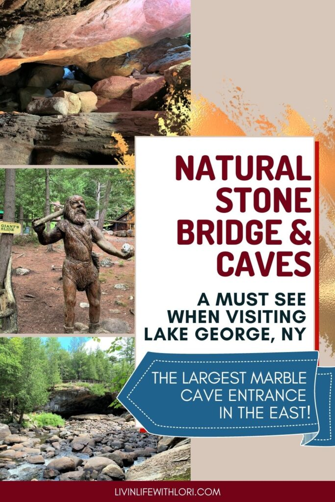 Natural Stone Bridge & Caves Park