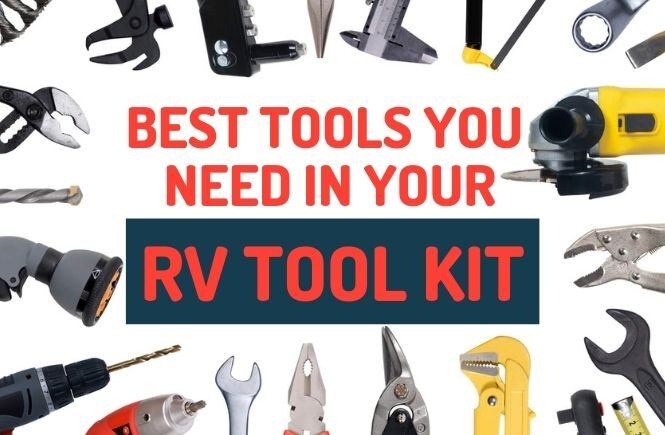 RV Tool Kit Must Have Tools