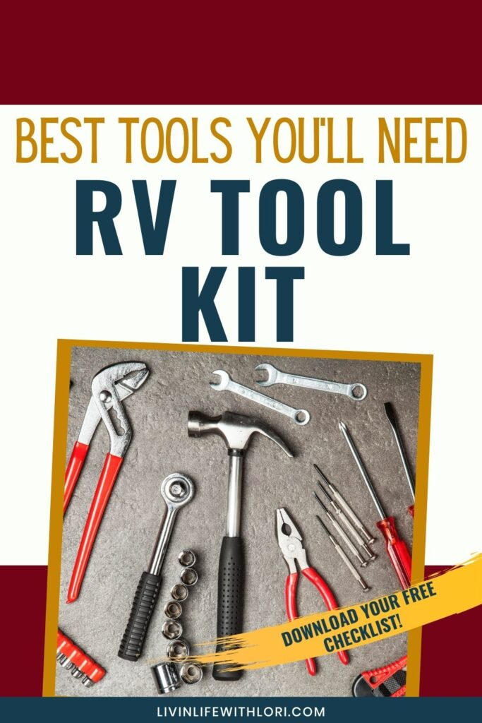 Best Tools For An RV Tool Kit