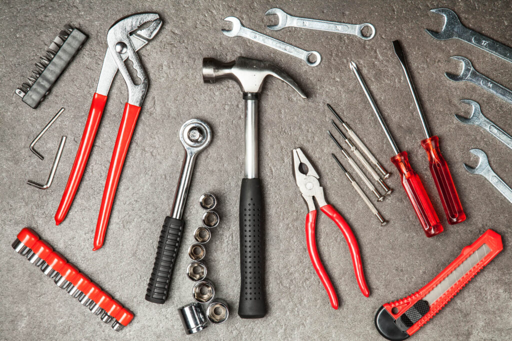 Tools For Your RV Tool Kit