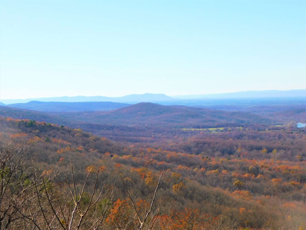 BearsDenOverlook Bluemont Virginia