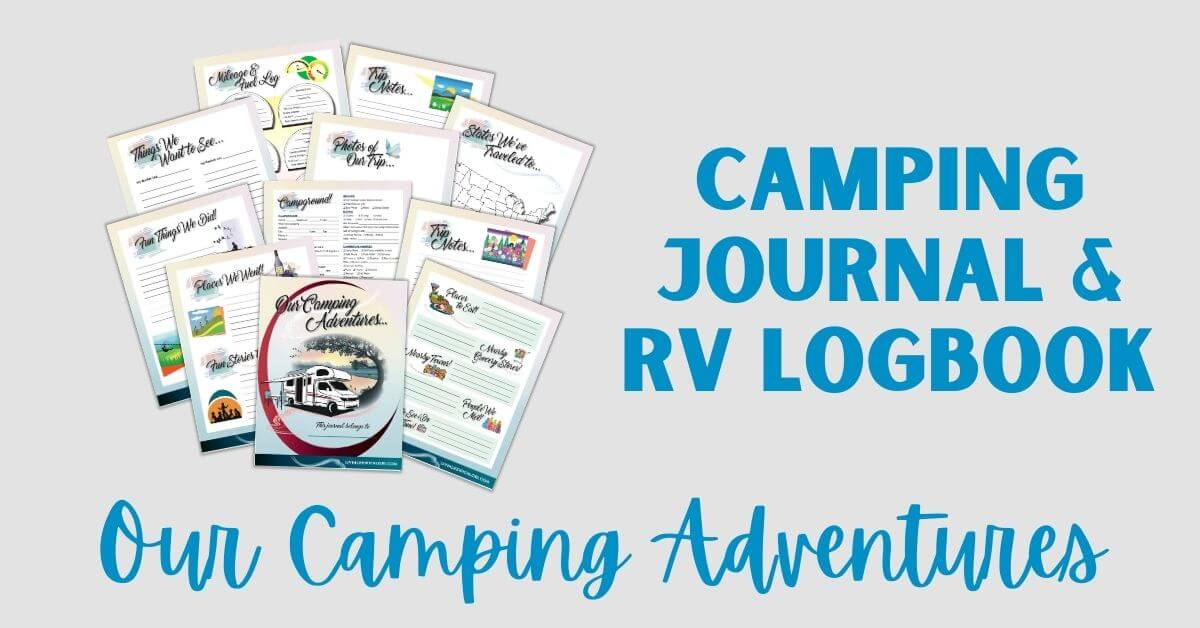 Camping Journal & RV Logbook